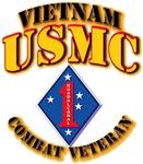 USMC - 1st Marine Division - Vietnam - Combat Vet