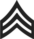 Army - Pin-On - SGT