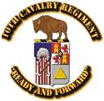 COA - 10th Cavalry Regiment