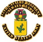 COA - 12th Cavalry Regiment