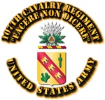 COA - 107th Cavalry Regiment