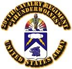 COA - 297th Cavalry Regiment