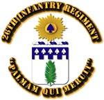 COA - 26th Infantry Regiment