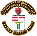 COA - 6th Infantry Regiment