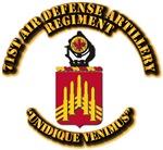 COA - 71st Air Defense Artillery Regiment