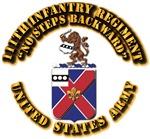 COA - 111th Infantry Regiment