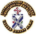 COA - 115th Infantry Regiment
