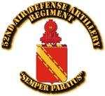 COA - 52nd Air Defense Artillery Regiment
