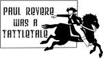 Paul Revere Funny T-Shirts