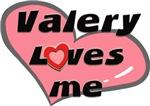 valery loves me