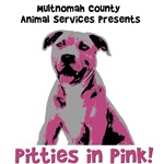 Pitties in Pink! (TM)