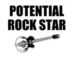 POTENTIAL ROCK STAR