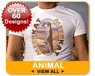 Animal T-Shirts and Gifts