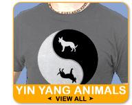 Yin Yang Animal Series