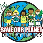 Save Our Planet T-Shirts and Gifts
