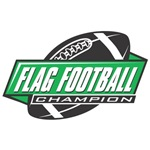 Flag Football Champion T-Shirts and Gifts