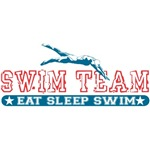 Women's Swim Team T-Shirts and Gifts