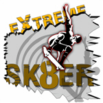 Extreme SK8TER T-shirts and Gifts