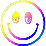 Bright Color Smiley