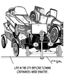 Life Before Towing Ordinances