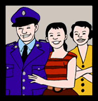 <P>Air Force Reserve Families