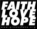 Faith, love, hope