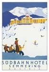 Vintage Austria Ski Resort
