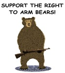 SUPPORT THE RIGHT TO ARM BEARS