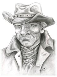Cowboy Picture, Facial Illusion
