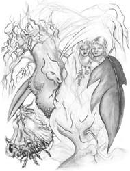 The Garden Of Eden Original Christian Art Gifts