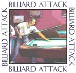 ATTACK - OTC Billiards Art Designs shirts and gift