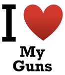 I Love My Guns