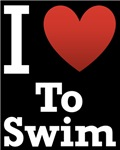 I Love to Swim