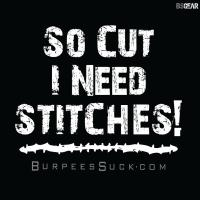 SO CUT STITCHES
