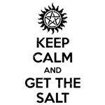 Keep Calm And Get The Salt