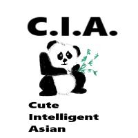 Cute Intelligent Asian