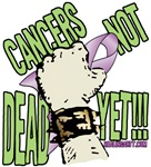 Cancers Not Dead...Yet!!!