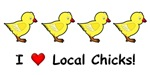 Love Local Chicks