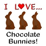 I Love Chocolate Bunnies