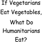 If Vegetarians Eat...