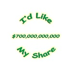 My Share 700 Billion
