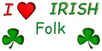 Love Irish Folk