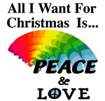 Christmas Peace Love