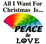 Christmas Peace Love