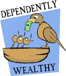 Dependently Wealthy (Birds Edition)