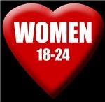 Women 18-24