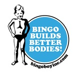 BINGO BUILDS BETTER BODIES!