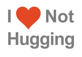 I Heart Not Hugging
