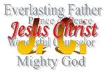 JESUS MIGHTY GOD