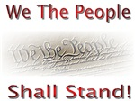 WE THE PEOPLE SHALL STAND!